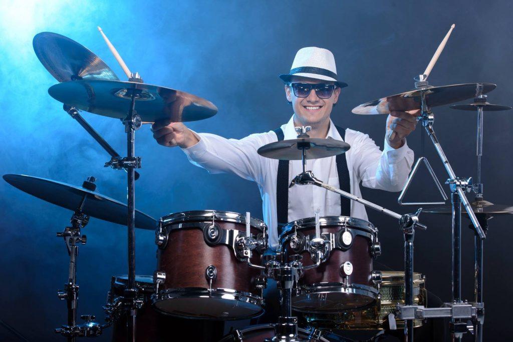Drumles bij Popschool Blaricum Blaricum