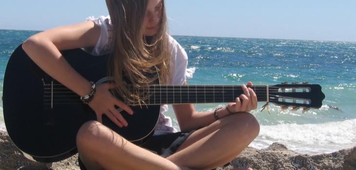 Muziekles vakantie